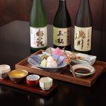 成人の楽しみ方、日本のお酒