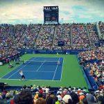 テレビやネットなどで暇なときにテニスを観戦
