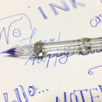 ガラスペン:文房具に拘ってみるのはいかがですか?